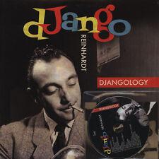 Django Reinhardt - Djangology (Vinyl 2LP+CD - 2013 - US - Original)