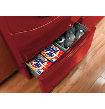 New Ge Washer/Dryer Front Load Pedestal Metallic Red Part# Sbsd137Hmr