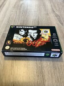 Goldeneye 007 - Jeu Nintendo 64 / N64 - Complet d'occasion
