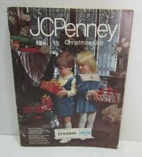 JCPENNEY JC PENNEY 1981 CHRISTMAS TOY CATALOG STAR WARS DUKES OF HAZZARD LEGO +