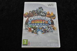 Skylanders Giants Nintendo Wii Game