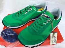 Brooks Chariot Heritage 1101781D343 Brazil Green Marathon Running Shoes Men's 10