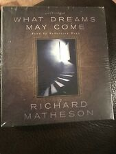 What Dreams May Come by Richard Matheson (2009, Cd, Unabridged)