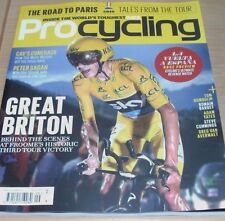 Cycling Monthly August Magazines