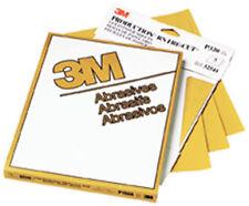 "3M 2538 - Productiona?? Resinitea?? Gold Sheet 02538 9"" x 11"" P500A 50 sheets/sl"