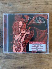 Maroon 5 Songs about Jane UK CD NM 2007