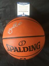CJ McCollum Signed NBA Basketball Portland Trailblazers Star Beckett Auth