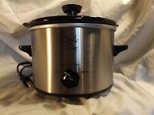 Chef's Own 1.5 Qt. Slow Cooker - New in Box