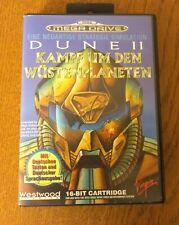 ? Dune 2 - Sega Mega Drive - OVP Deutsche Version