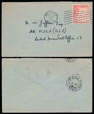 MALTA to FPO 53 MELF HQ 1961