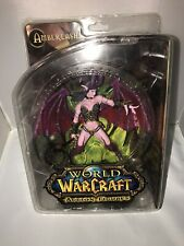 World of Warcraft Amberlash Series 4 Succubus Demon Action Figure!