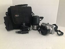 Sony NEX-F3 16.1MP Digital Camera w/ 18-55 and 55-210 OSS Lens and AC Adapter