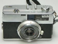 """Petri 7 Half """"The Candid Camera"""""""