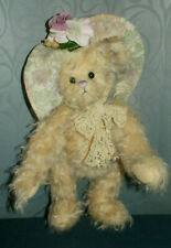 """Vintage Annette Funicello Victorian Collection""""Teddy Bear""""!Floppy Hat/15"""" Tall"""
