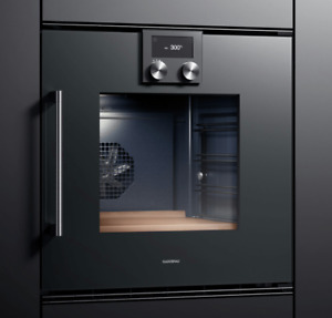 Gaggenau Oven BOP250 102 Door hinge: Right, Anthracite