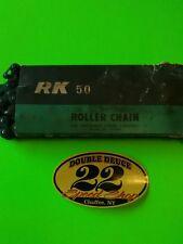 TAKASAGO CHAIN  ROLLER CHAIN  RK50