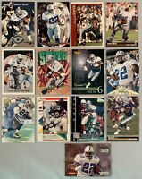 EMMITT SMITH Lot Of 25 Different Cards  NM-MT Condition