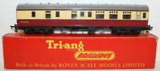 Carrozze passeggeri Tri-ang per modellismo ferroviario scala 00