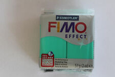 Fimo Modelliermasse FIMO® soft, Effekt translucent grün
