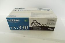 Brother TN-330 Black Toner Cartridge 1,500-Pages DCP-7030 HL-2140 MFC-7440N NEW
