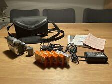 Sony MiniDV Camcorder DCR-HC17E - Zubehörpaket