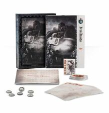 Warhammer 40,000 40K Codex: Space Marines Iron Hands Limited Edition