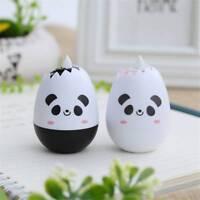 Novelty Animal Egg Press Type Decorative Correction Tape Diary Stationery Gifts