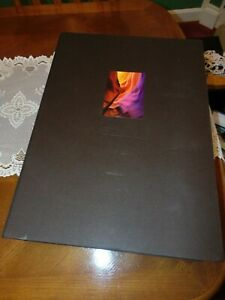 Rare Peter Lik Book Ltd Edt ) Of 7500 This Being #6177