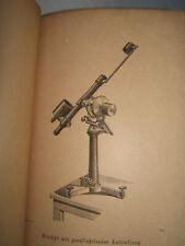 Instrument Meteorite Spectra prints in Sirius Astronomie 12 1879 German