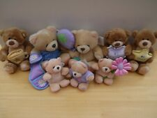 More details for bear collection forever friends and gund new