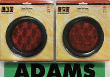 LED Autolamps 2x 113RMG Stop/Tail Lamp 12/24V 5 Year Warranty 4WD/Truck/Caravan
