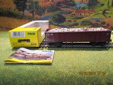 Wagon transport de ferraille N° 24336 TRIX pour locomotive Fleischmann4