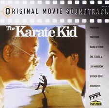 THE KARATE KID (Original Motion Picture Soundtrack) -  (CD) Sealed
