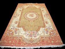 Hochwertiger Tabriz Royal Teppich 350x250 Perserteppich Beige Neu Made in Iran