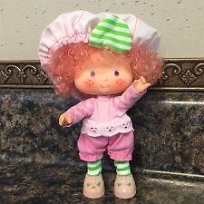 Vintage Strawberry Shortcake Dolls ~ Raspberry Tart ~ SSC Berry Sweet Treat ~
