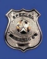 Loftus Special Police Badge Costume Silver B0006gk8v4
