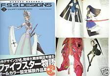 Five Star Stories Designs 3 Kalamity Godders Art Book