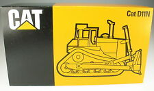 CONRAD 2852 - CATERPILLAR D 11 N Planierraupe - 1:50 - Baumaschine CAT Bulldozer