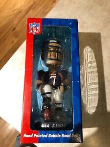 John Elway NFL Bobblehead - Bobble Dobbles - Denver Broncos - New