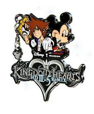 DISNEY KINGDOM HEARTS 2.5 PIN NEW SEALED COLLECTORS LIMITED (PS3/PS4/XBOX)