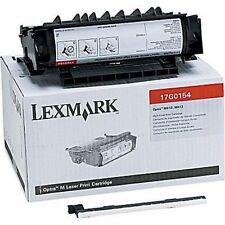 Toner NOIR LEXMARK ORIGINAL 17G0154 POUR LEXMARK OPTRA M410 M412