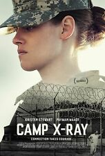 244474 Camp X-Ray Movie WALL PRINT POSTER FR
