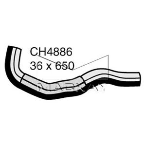 Mackay  Radiator Lower Hose    CH4886  suits LEXUS GS300 JZS160R Manual & Auto