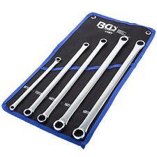 Extra Lange  Ausführung  Ringschlüssel Set Doppel Ringschlüssel Satz SW 8-19 mm