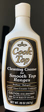 20 OZ Cook Top Cleaning Creme for Glass Ceramic Smooth Top Ranges