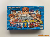 NEKKETSU KUNIO-KUN COLLECTION 1 GBA Nintendo Game Boy Advance JAPAN