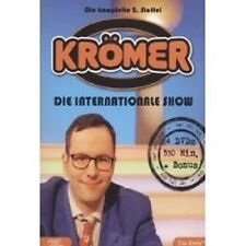 "KURT KRÖMER ""DIE INTERNATIONALE SHOW STAFFEL 2"" 4 DVD"