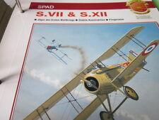 Fliegen 14: Karte 92 Spad S VII & S XII