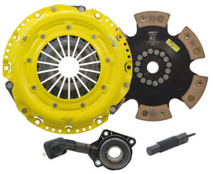 ACT FF2-HDR6 HD/Race Rigid 6 paddle Ceramic Clutch Kit For 2013-2015 Ford Focus