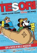 TESORI INTERNATIONAL n. 14 ROMANO SCARPA n. 3 panini disney